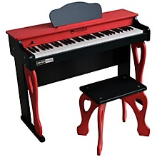Schoenhut My First Piano Tutor Red/Black