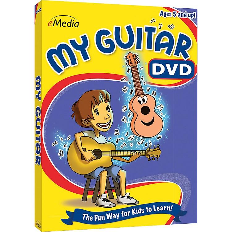 eMediaMy Guitar DVD