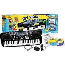 Open Box Emedia My Piano Starter Pack for Kids