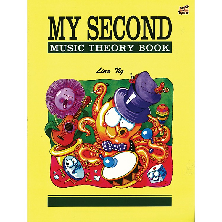 AlfredMy Second Music Theory Book
