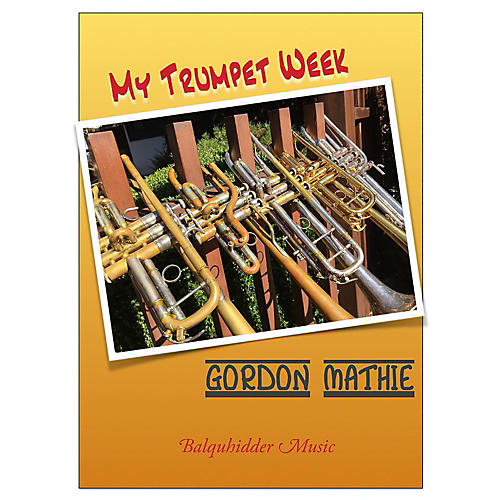 Carl Fischer My Trumpet Week - A Book of Warm Ups and Practice Routines-thumbnail