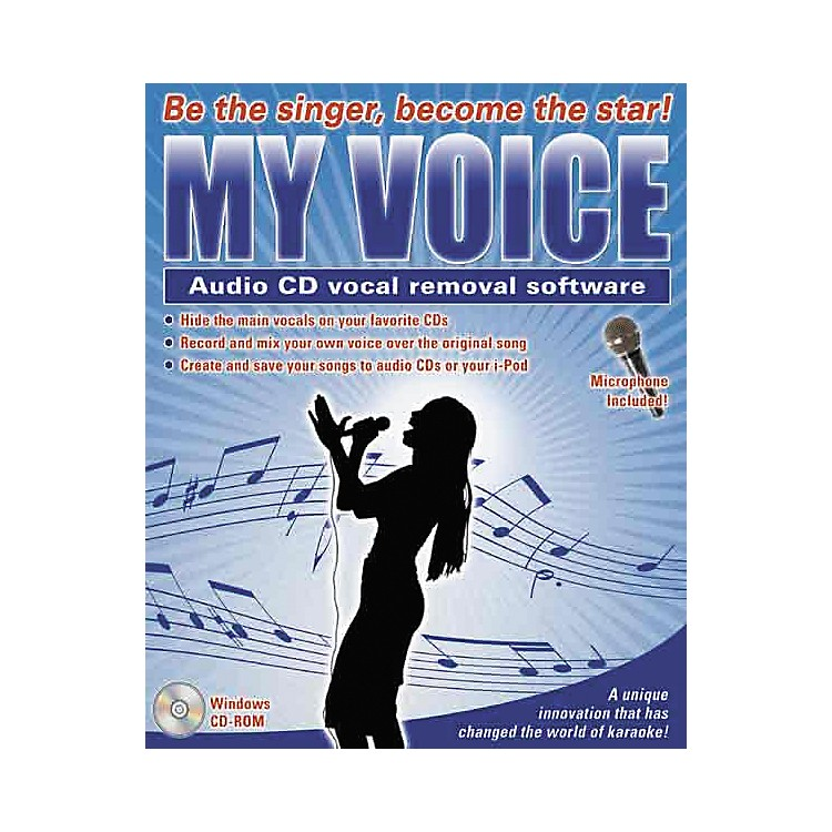 eMediaMy Voice Vocal Removal Software