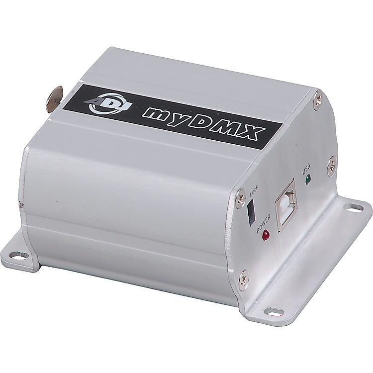 American DJMyDMX Lighting Control Software