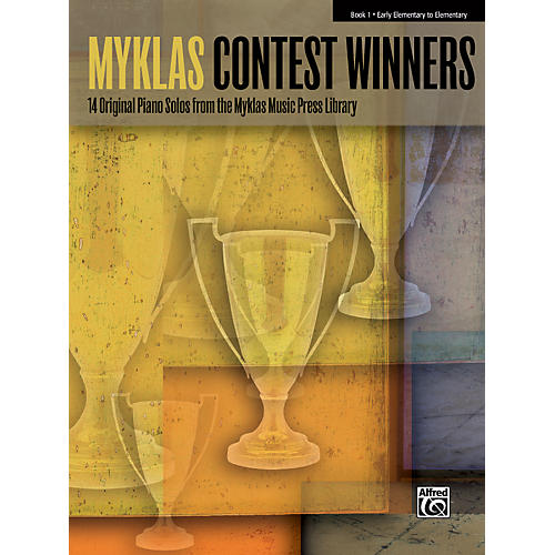 Alfred Myklas Contest Winners Book 1