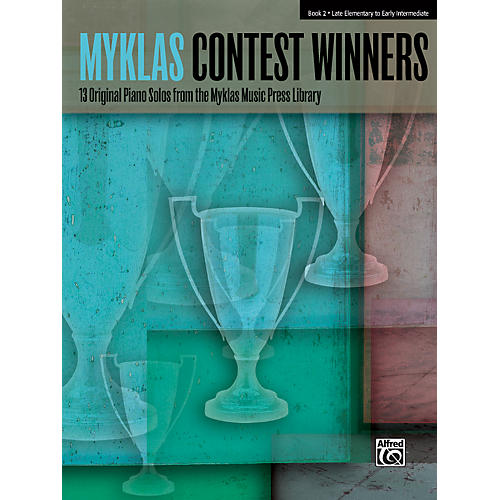 Alfred Myklas Contest Winners Book 2
