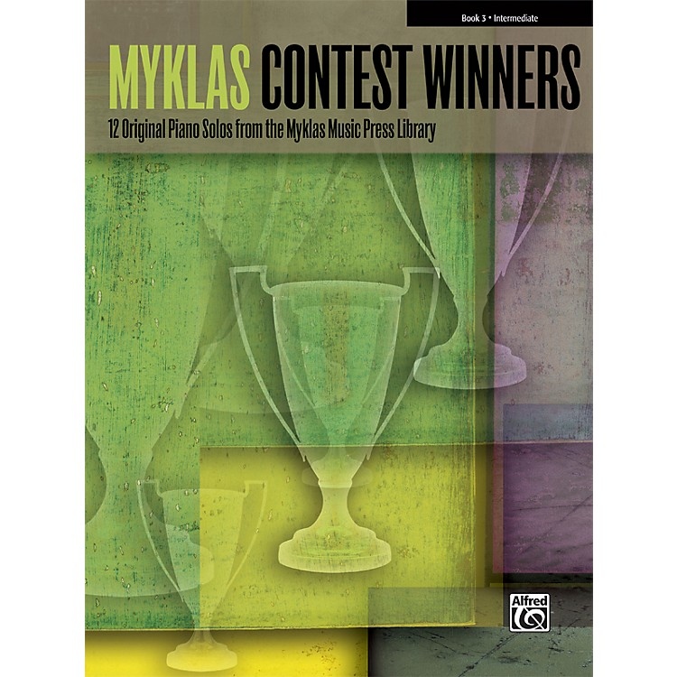 Alfred Myklas Contest Winners Book 3
