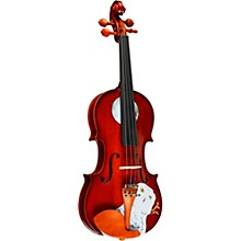 Rozanna's Violins Mystic Owl Series Violin Outfit 1/4 Size