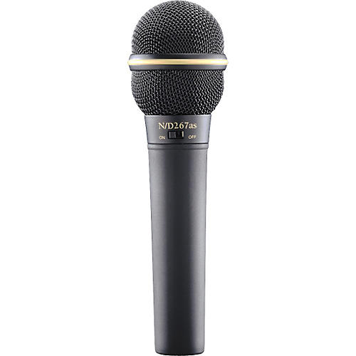 Electro-Voice N/D267A Dynamic Cardioid Vocal Microphone