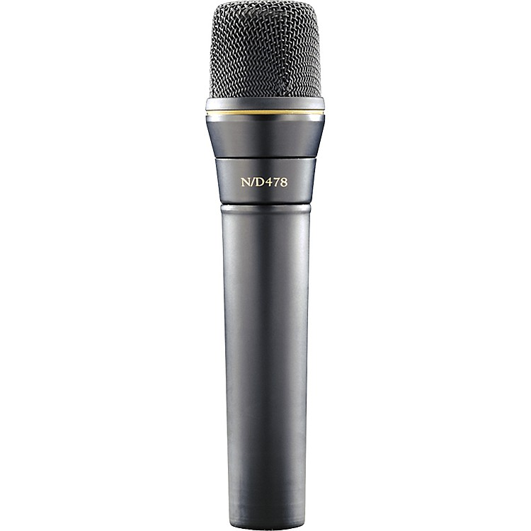 Electro-Voice N/D478 Cardioid Dynamic Instrument Microphone