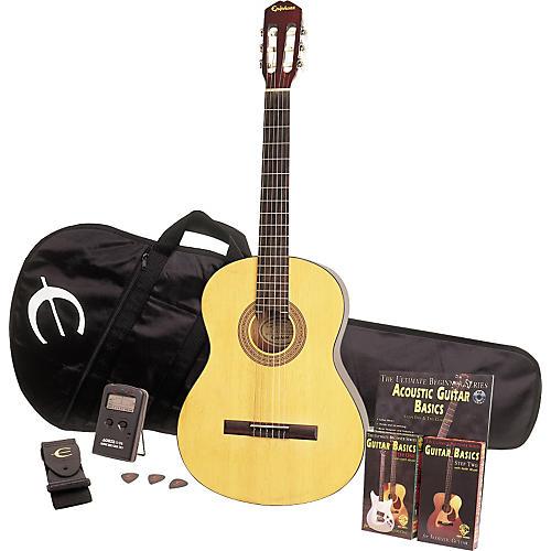 Epiphone N10 Classical Guitar Player's Pack