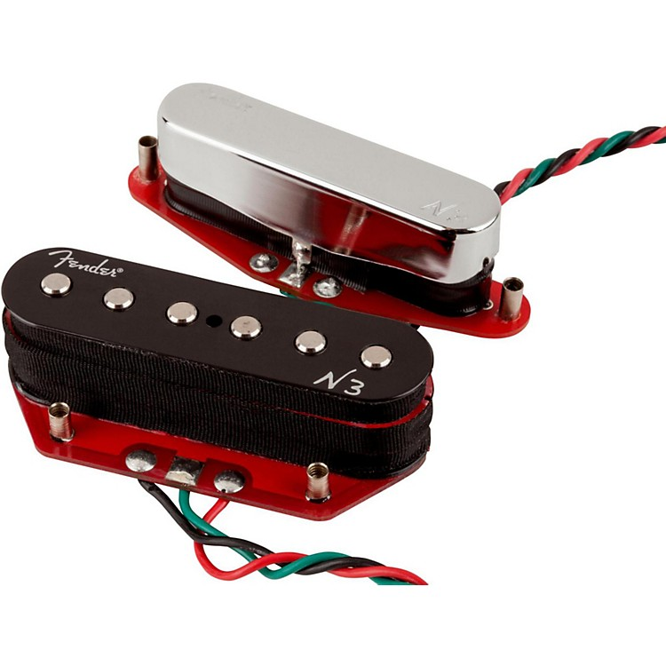 Fender N3 Noiseless Telecaster Pickups Set of 2
