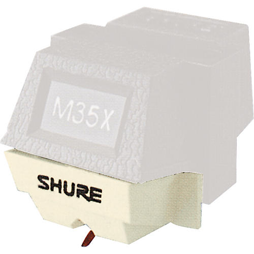 Shure N35X Stylus for M35X Cartridge  Single