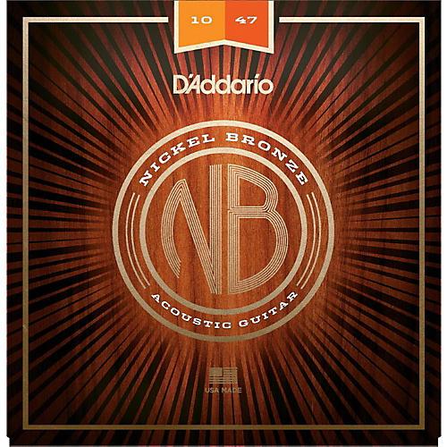 d 39 addario nb1047 nickel bronze extra light acoustic guitar strings musician 39 s friend. Black Bedroom Furniture Sets. Home Design Ideas