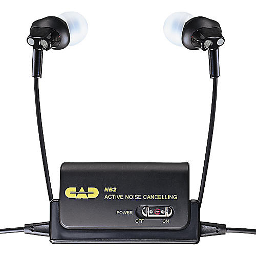 CAD NB2 Noise-Canceling Earphones