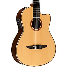 NCX2000 Acoustic-Electric Classical Guitar Natural
