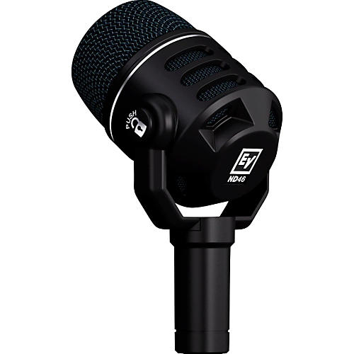 Electro-Voice ND46 Dynamic Supercardioid Instrument Microphone-thumbnail