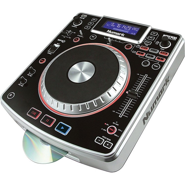 NumarkNDX900 Pro Software Controller with audio interface