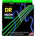 DR Strings NEON Hi-Def Green Bass SuperStrings Medium 4-String  Thumbnail