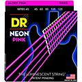 DR Strings NEON Hi-Def Pink Bass SuperStrings Medium 5-String  Thumbnail