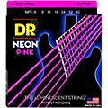 DR Strings NEON Hi-Def Pink SuperStrings Light Electric Guitar Strings