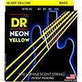 DR Strings NEON Hi-Def Yellow Bass SuperStrings Light 4-String  Thumbnail