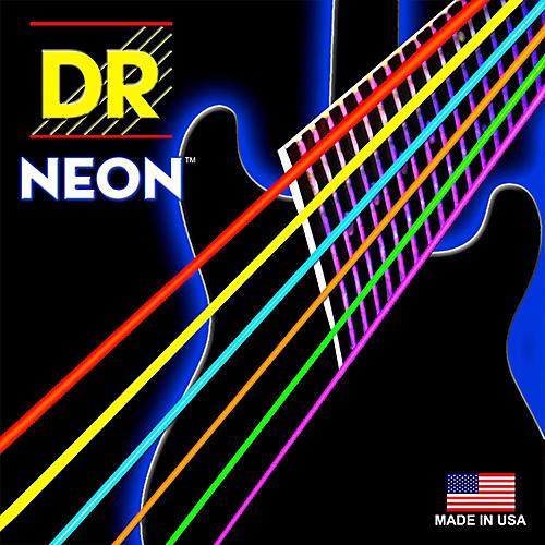 DR Strings NEON Multi-Color Sticker