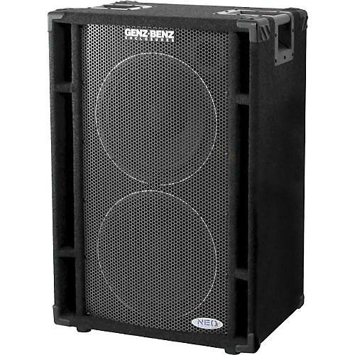 Genz Benz NEOX-212T 600W 2x12 Bass Cabinet