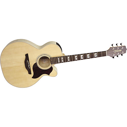 Takamine NEX EG543SC Flame Maple Acoustic-Electric Guitar