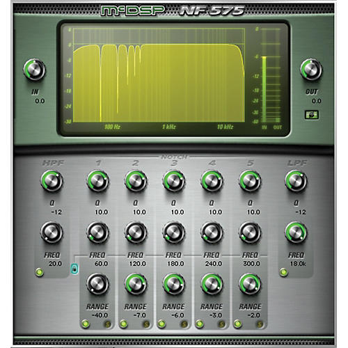 McDSP NF575 Noise Filter Native v6 Software Download