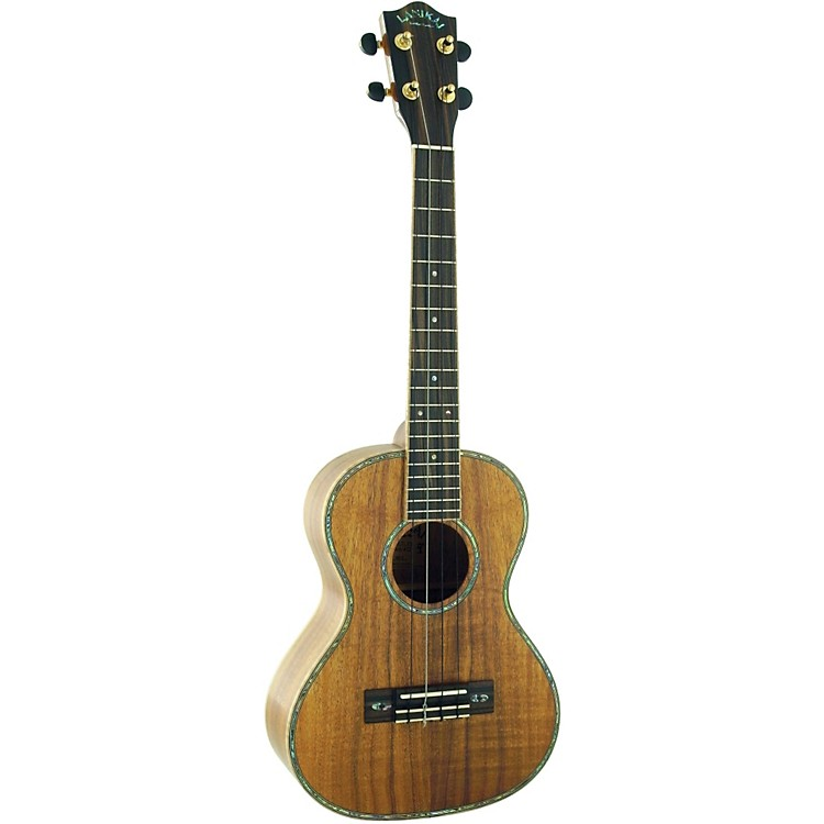 Lanikai NK-T Natural Koa Tenor Ukulele Natural Gloss