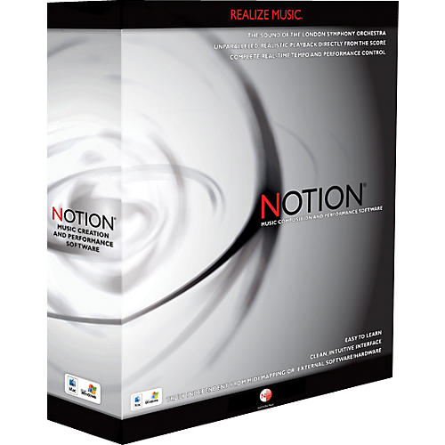 Notion NOTION 2.0 Composition Software Academic Version