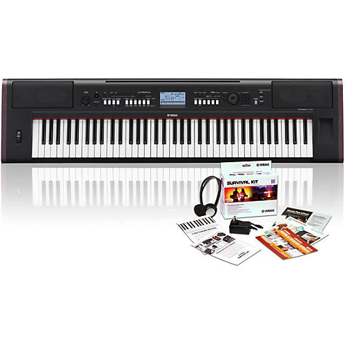 Yamaha NP-V80 with SK C2 Survival Kit