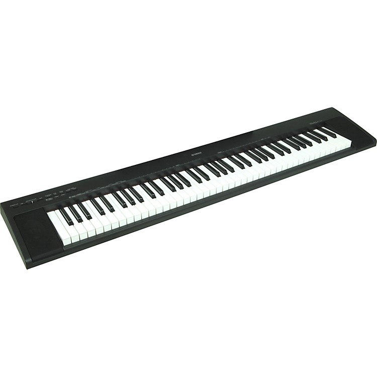 Yamaha NP30 76-Key Mid-Level Piaggero Ultra-Portable Digital Piano