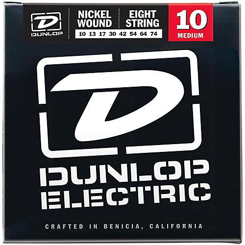 Dunlop NPS 8-string Electric Guitar Strings (10-74)