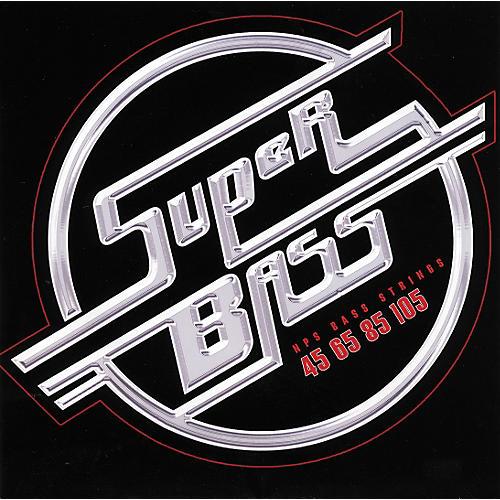 Super Bass NPS Bass Strings-thumbnail