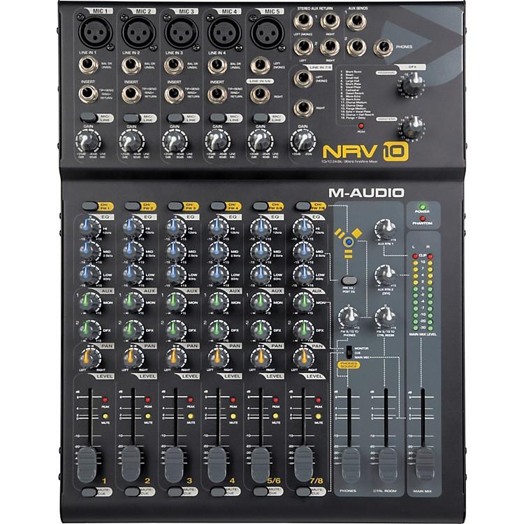 M-AudioNRV10 8-Channel FireWire Analog Mixer