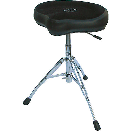 ROC-N-SOC NRX Nitro Rider Drum Throne Black