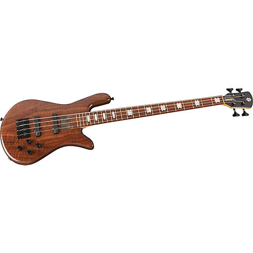 Spector NS-2J 2010 Limited Edition Walnut Electric Bass Guitar