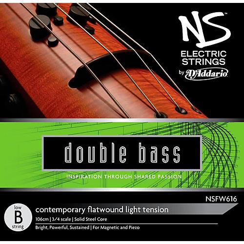 D'Addario NS Electric Contemporary Bass Low B String-thumbnail