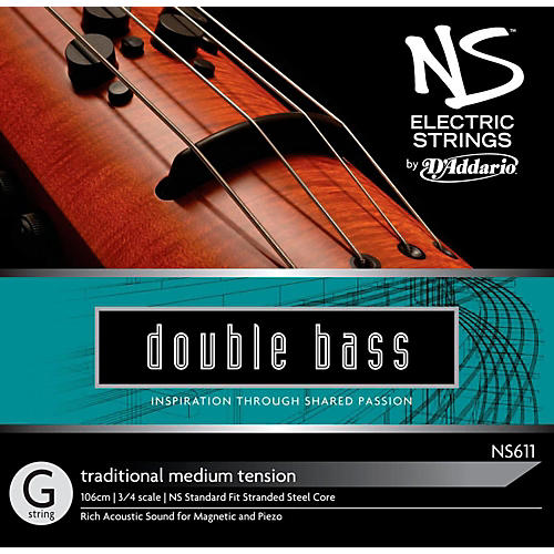 ... site1prodJ17705 J17705 D'Addario NS Electric Traditional Bass G String