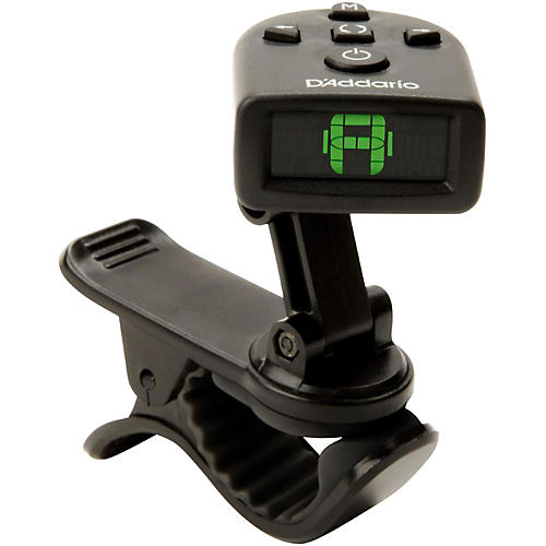D'Addario Planet Waves NS Micro Universal Clip-On Tuner-thumbnail