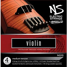 D'Addario NS310 NS Electric Violin Strings