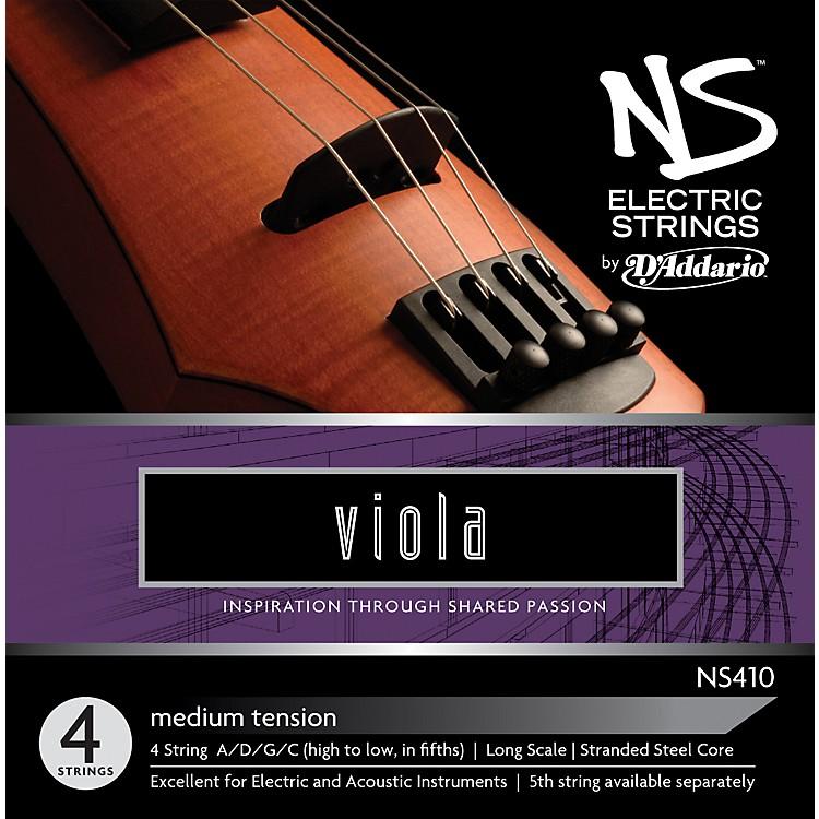 D'AddarioNS410 NS Electric Viola Strings