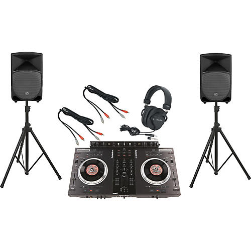Numark NS7FX / Mackie Thump TH-12A DJ Package