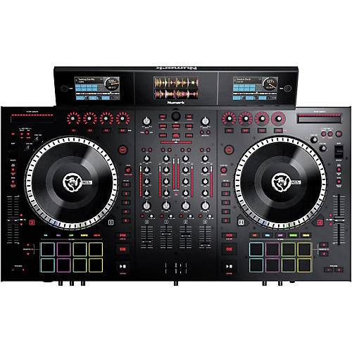 Numark NS7III 4-Channel DJ Performance Controller-thumbnail