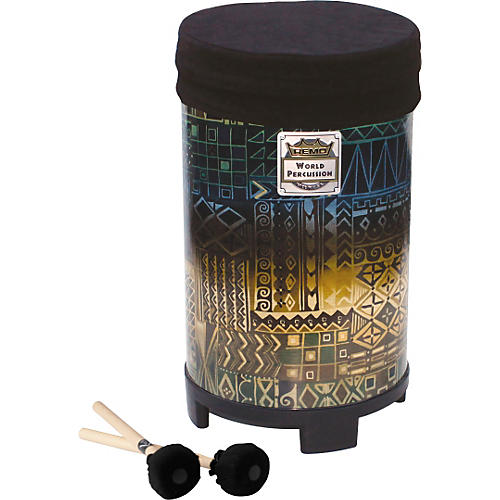 Remo NSL Short Tubano with Volume Control Cap and Mallets