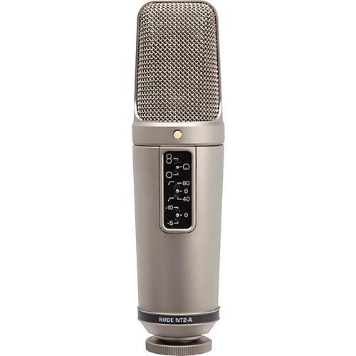 Rode Microphones NT2-A Studio Condenser Microphone Bundle-thumbnail