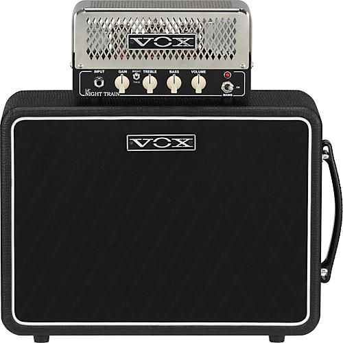 Vox NT2/V110NT Lil' Night Train Set Tube Guitar Half Stack