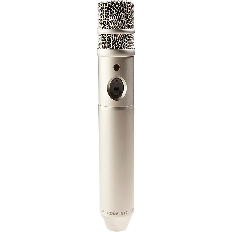 Rode MicrophonesNT3 Hypercardioid Condenser Microphone