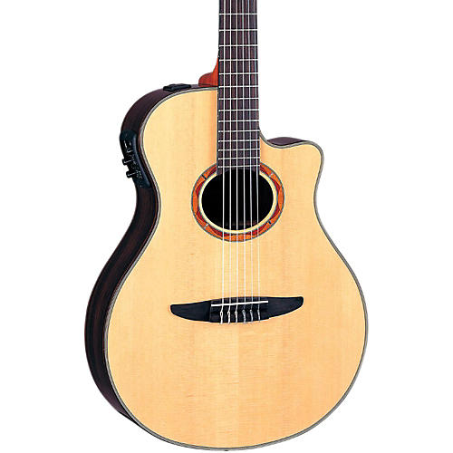 Yamaha NTX1200R Acoustic-Electric Classical Guitar